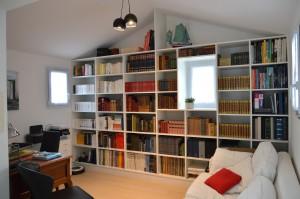 Bibliotheque sur mesure vendee