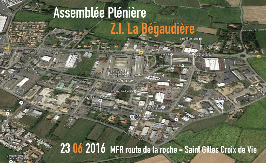 Assemblée Plénière Bégaudière