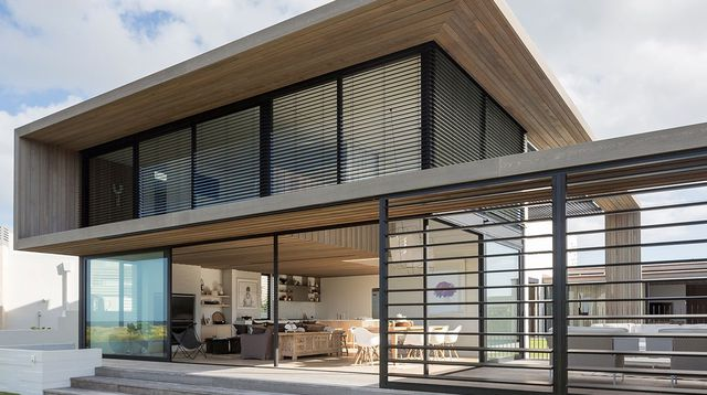 maison-d-architecte-en vendee yr menuiserie